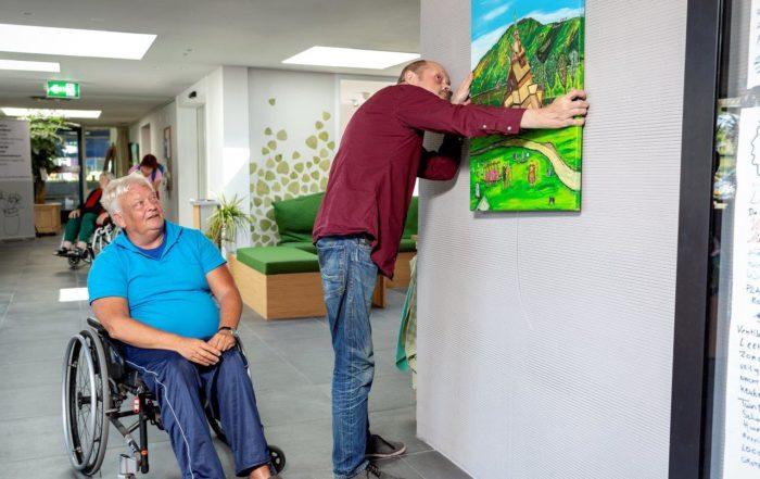Opening tentoonstelling 'Kleurrijk'